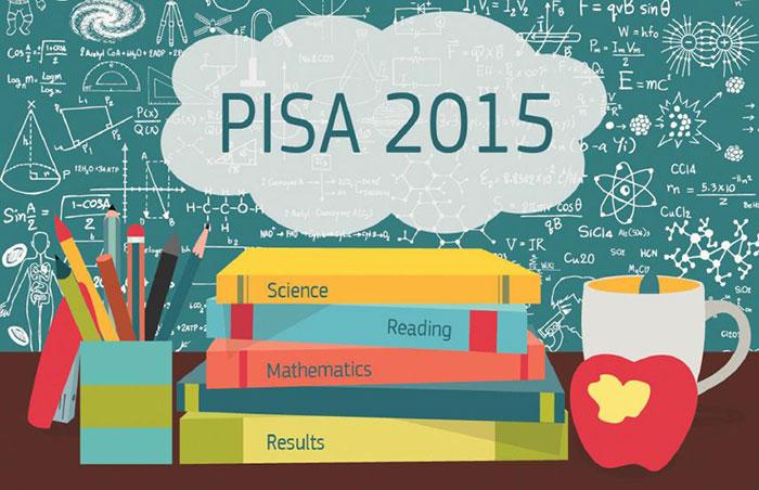 PISA 2015 survey published