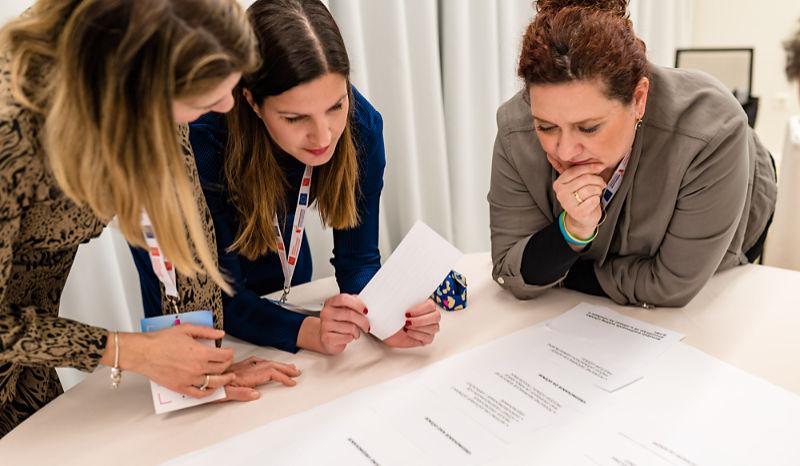 Professional development seminars for VET teachers and trainees