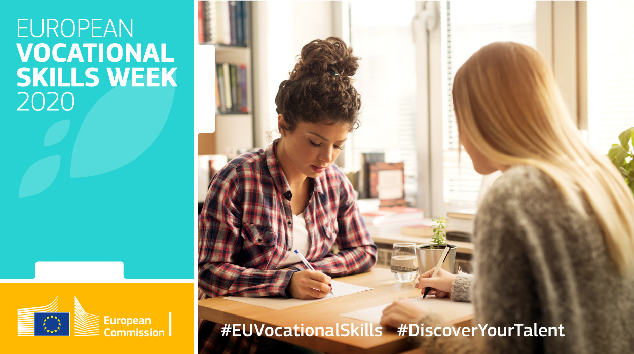 European Vocational Skills Week: jobs for the future through VET