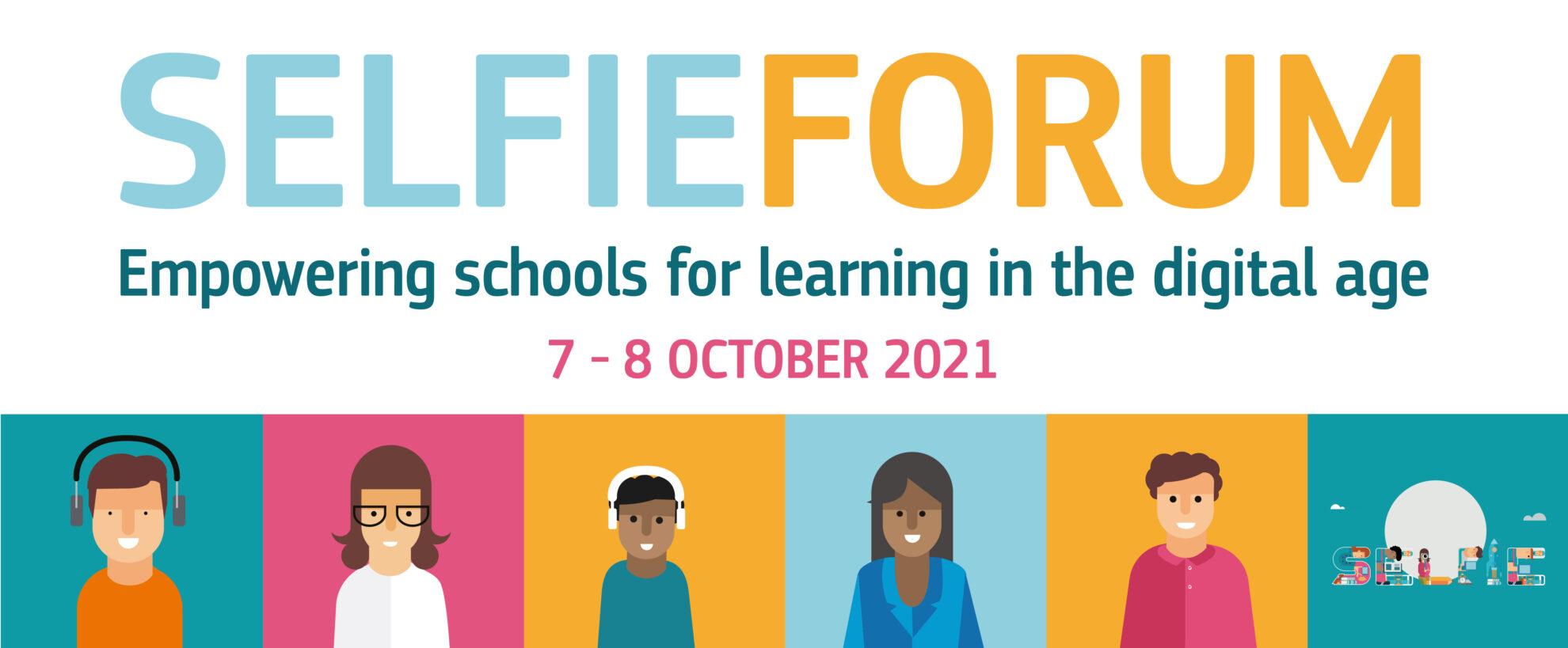 Drugi SELFIE forum održat će se online 7. i 8. listopada.