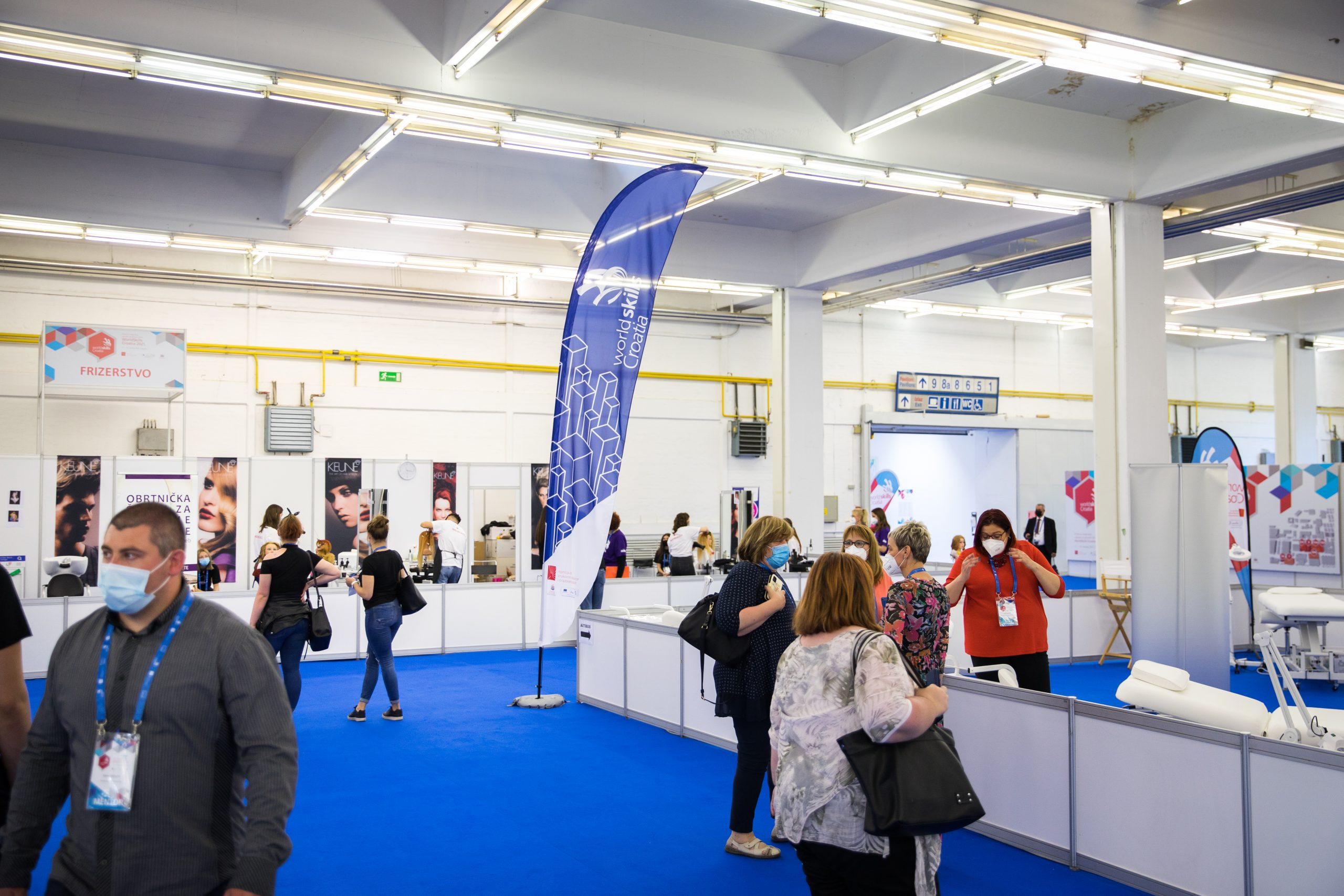 Otvorene prijave za škole koje su iskazale interes za sudjelovanje u WorldSkills Croatia 2022. natjecanju